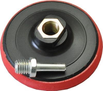 Держатель липучка для АГШК черепашек Ø 100 мм (резина) - фото 4669