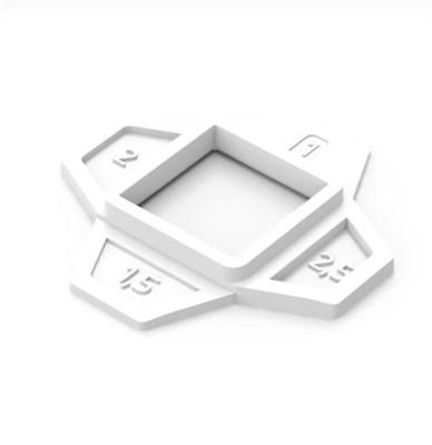 Универсальный крестик PROFI LEVEL MASTER (50 ШТ.) - фото 5349