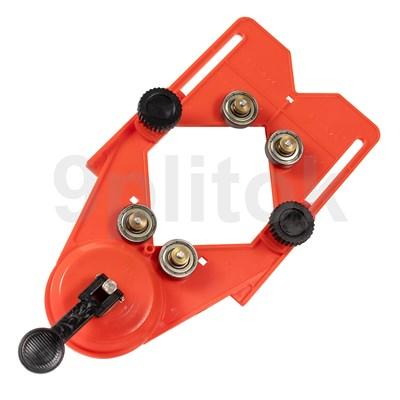 Кондуктор для алмазных коронок 4-83 мм - фото 5486