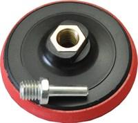 Держатель липучка для АГШК черепашек Ø 100 мм (резина)