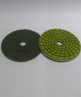 АГШК Алмазный гибкие круги Ø 100 мм (1шт.) #400 ПРЕМИУМ
